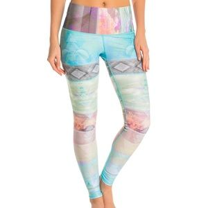 Teeki feather tarot magic pant